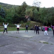 Pilates víkend Morávka 017
